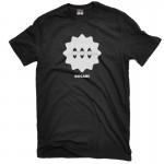大土管帝国T-shirt BLACK Front